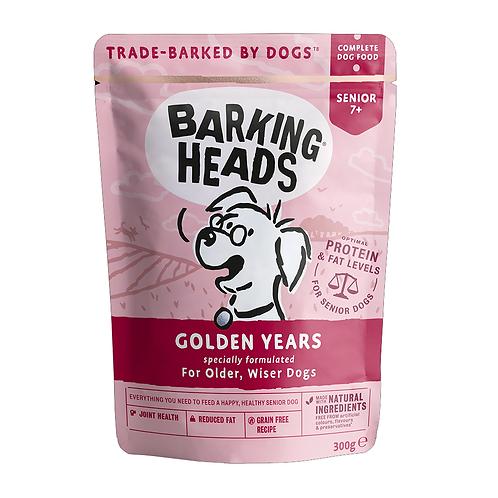 Barking Heads Golden Years - 10x300g Pouches
