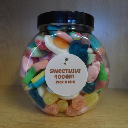 SweetLulu Pick 'n' Mix In A Round Jar 400g
