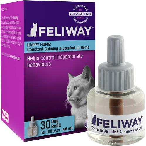 Feliway Pheromone 30 Day Diffuser Refill