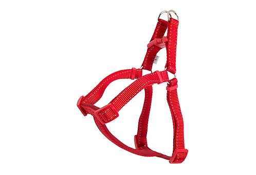 Ancol Padded Exercise Dog Harness - Red