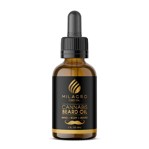 Milagro Hemp Beard Oil - 30ml