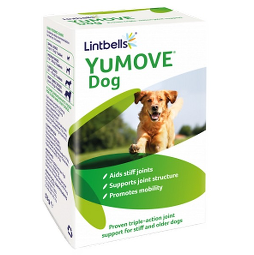 Lintbells YuMOVE Dog Joint Care - 120 Tablets
