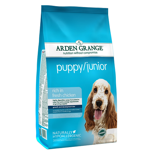 Arden Grange Puppy/Junior 12kg