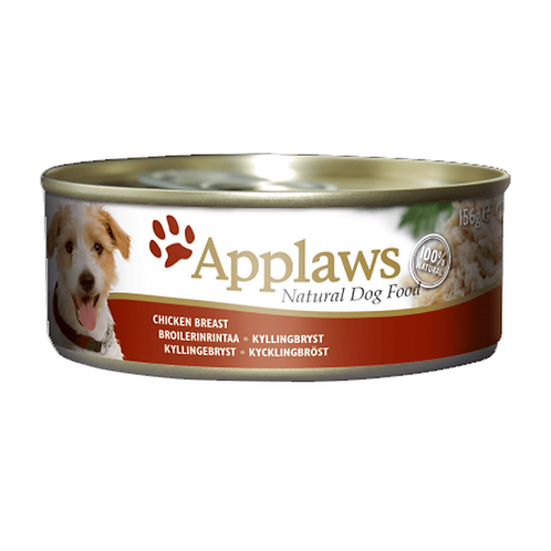 Applaws Dog Chicken Breast - 12x156g Tins