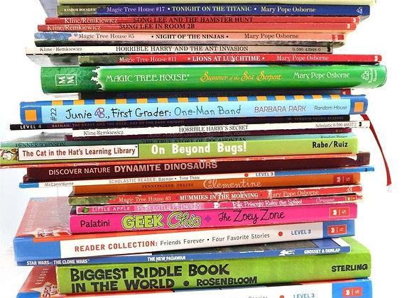 Set of Books for Grade 2-3