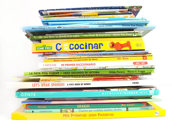 Bilingual Book (Spanish) Sets
