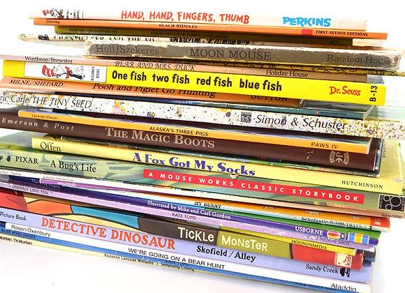 Set of Books for Grades 1-2