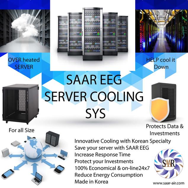 Server Cooling System