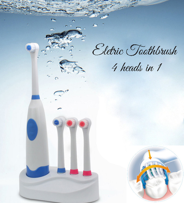 Electric Rotary Toothbrush