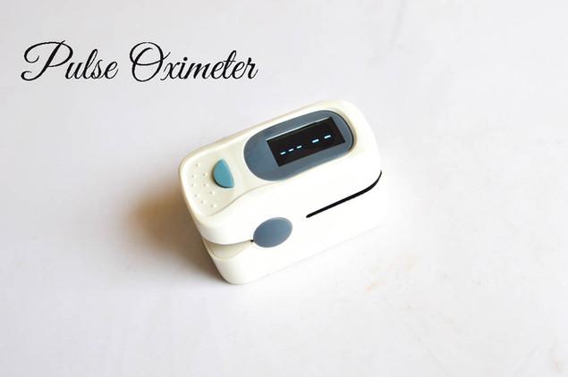 Pulse Oxi-meter