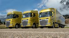 DAF start de toekomst met een volledig nieuwe serie trucks