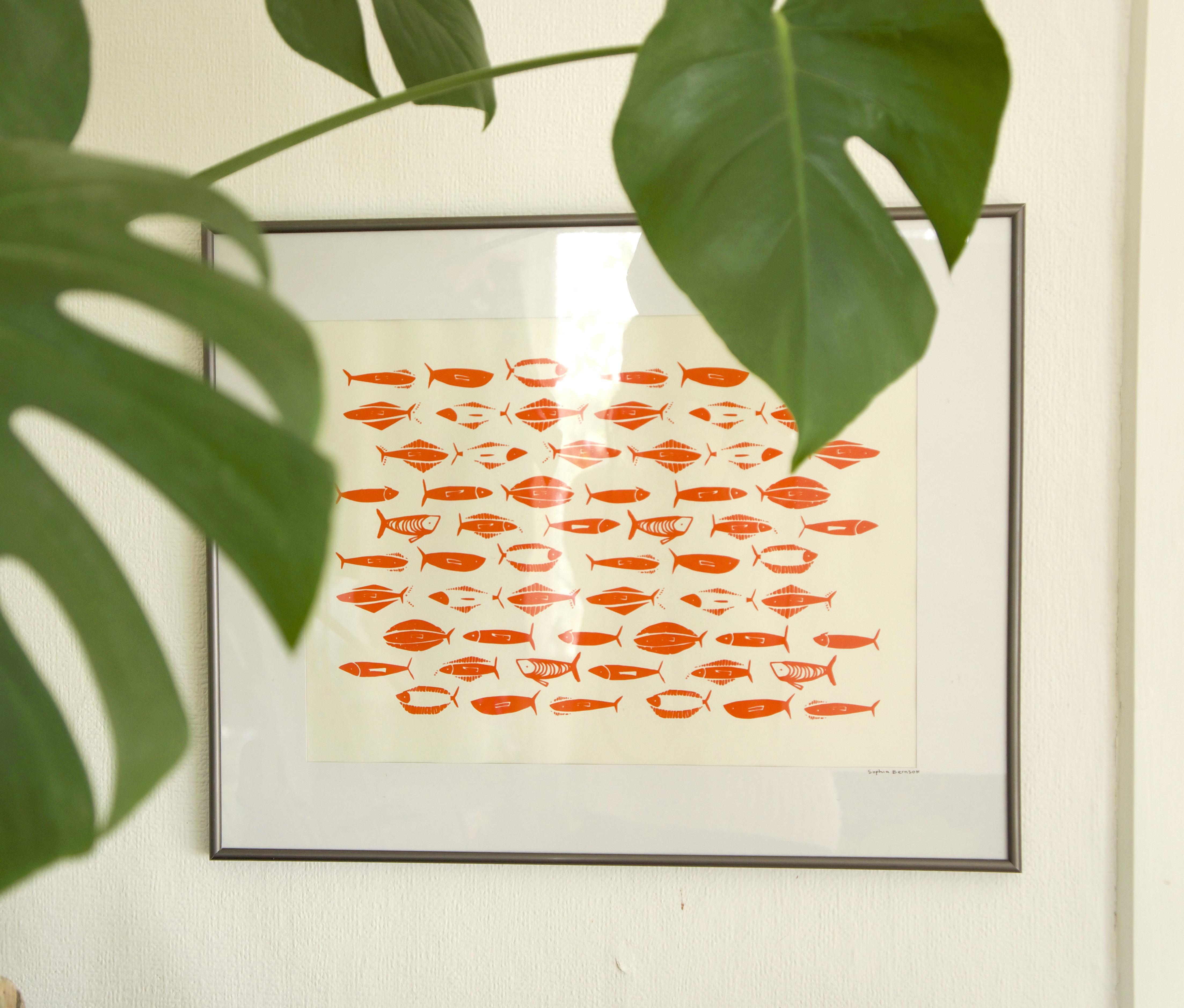 A3 RISO Fish