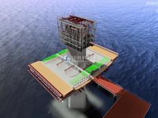 케이블교량 BIM기반 디지털모델 활용 협업환경 구축