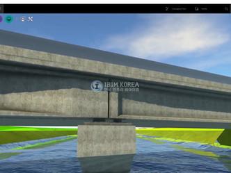 송산그린시티 남측지구 2공구 현장 BIM구축