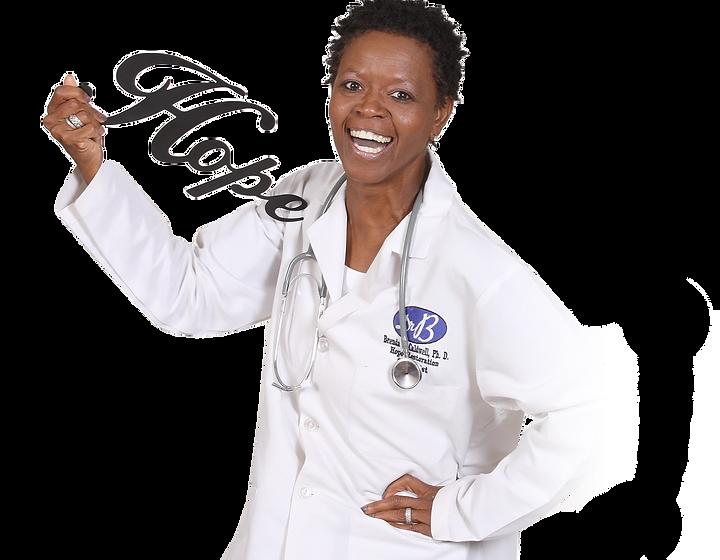 Dr B In DocCoat.png