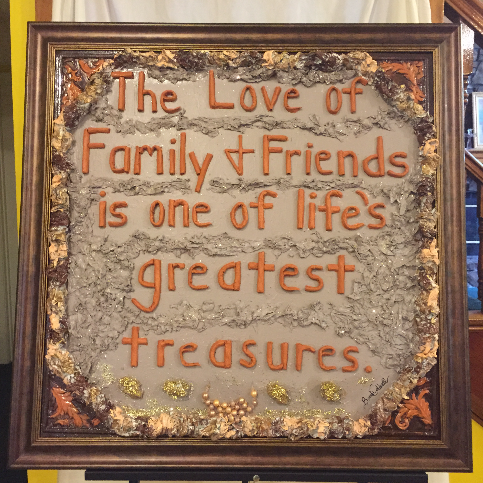The Treasure of Family and Friends