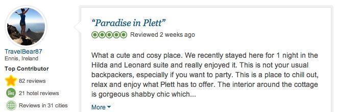 Paradise in Plett