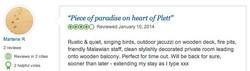 Piece of paradise in heart of Plett