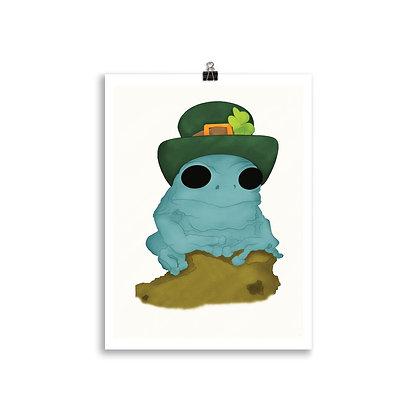 Paddy O'Frog