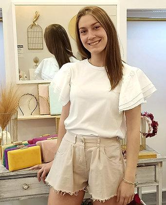 Camiseta Mia Blanca