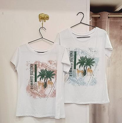Camiseta Atik   -2 Colores-