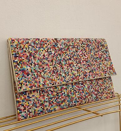Sobre Mosaico Multicolor