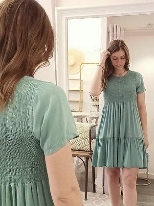 Vestido Ilia    -2 Colores-