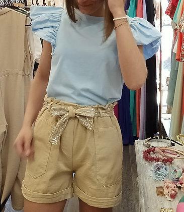 Short Dina Beige