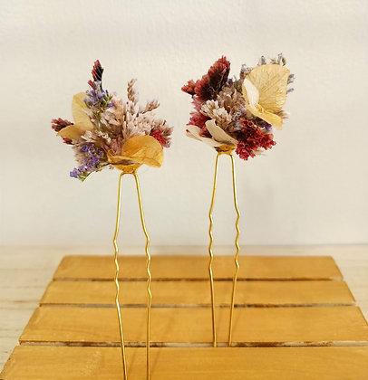 Horquillas Flor