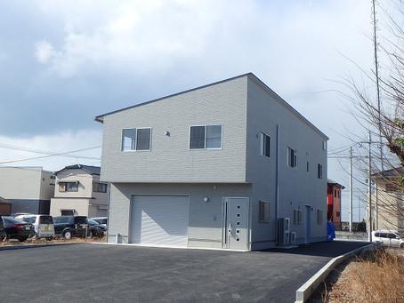 アースクリーン事務所新築工事(平成30年)