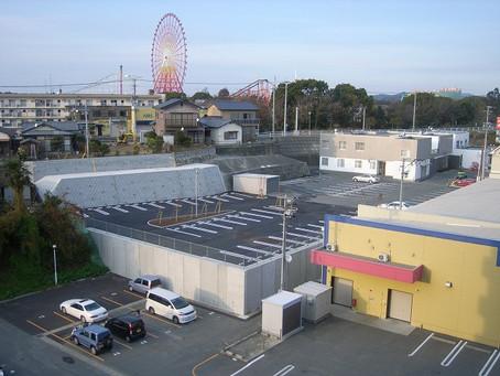 佐藤眼科駐車場造成工事