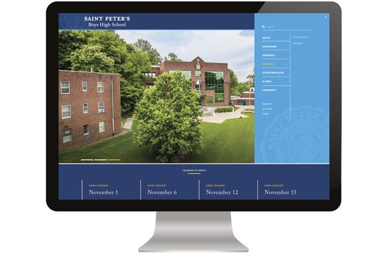 SPBHS Website Navigation