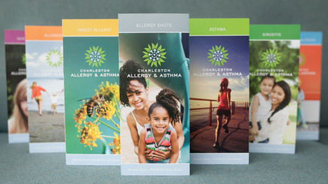 Charleston Allergy & Asthma Brochures