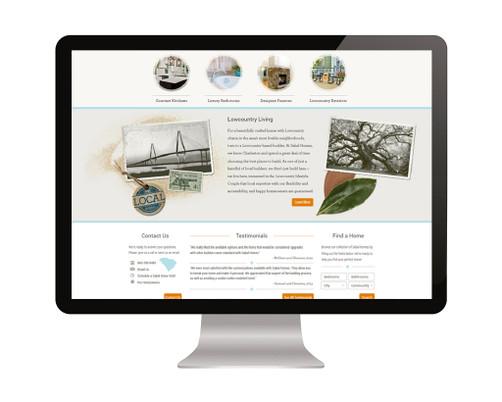 Sabal Homes Website