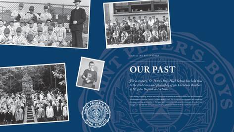 St. Peter's Boys High School Centennial Gala Commemorative Book