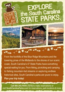 South Carolina Parks & Recreation