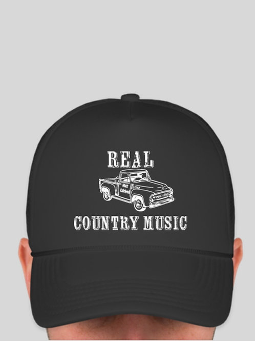 REAL COUNTRY FOAM TRUCKER HAT
