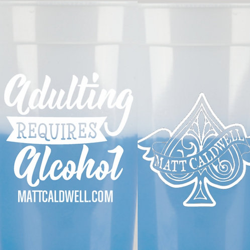 Adulting Cup