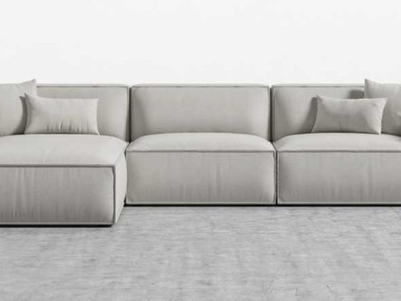 How much Space AROUND your Couch?