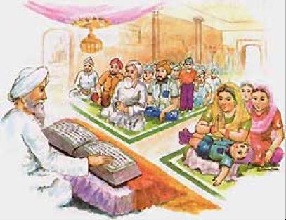 Janam Naam Sanskar (The Sikh Baby Naming Ceremony)