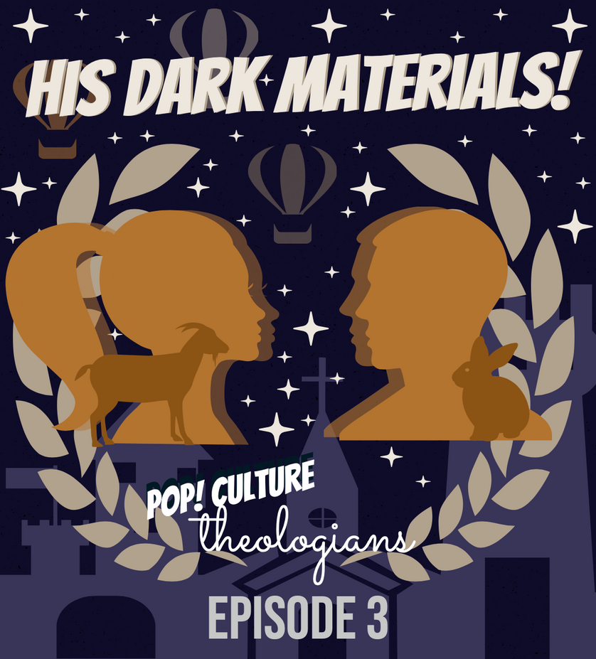 His Dark Materials: The Spies