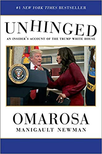 Book Review - Unhinged by Omarosa Manigault Newman