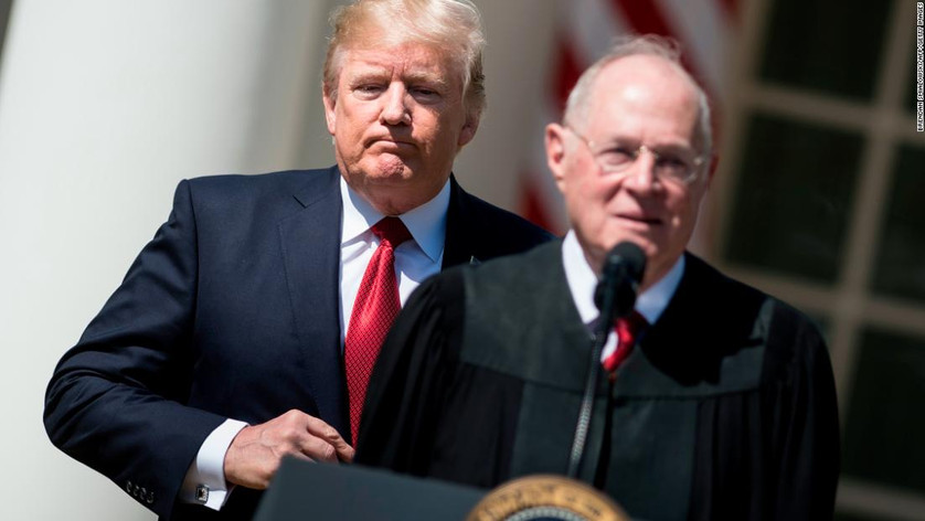 Justice Kennedy is Retiring