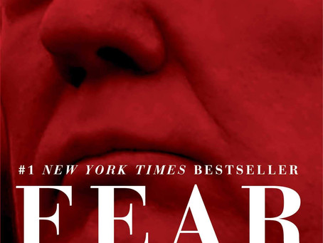 Book Review: Fear by Bob Woodward