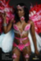 Trinidad carnival wire bra costumes
