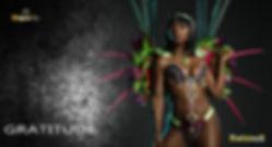 Trinidad carnival Tribe Bliss Yuma costumes 2020