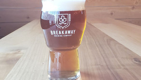 Our first craft beer brewed right in-house