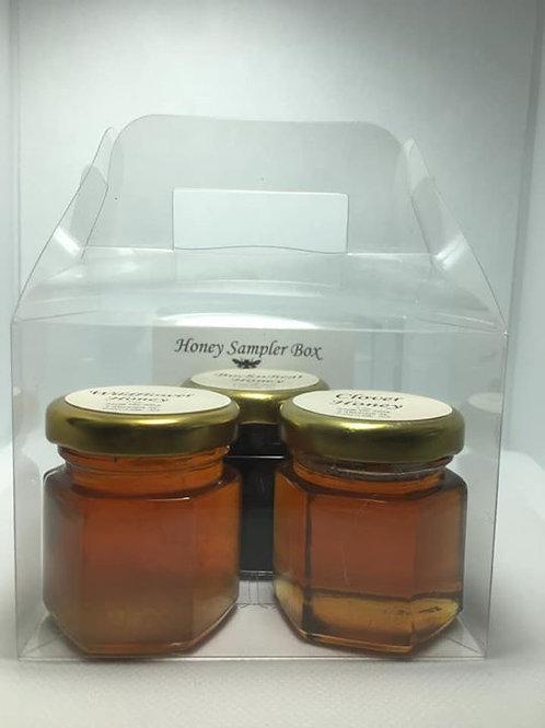 Honey Sampler Box