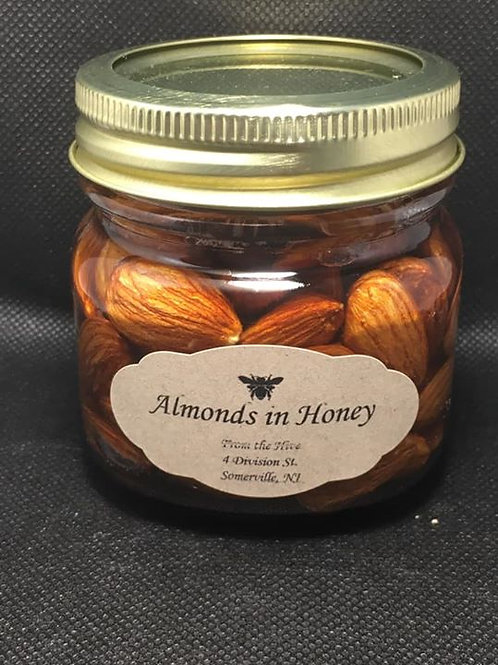 Almonds in Honey