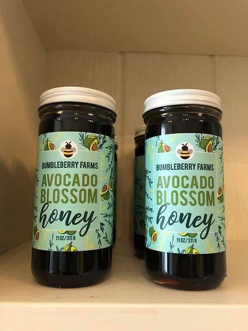 Avocado Blossom Honey